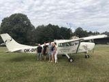 Cessna 207 akce