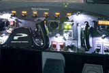 pilotovani cessny na simulatoru