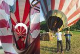 balonovy let