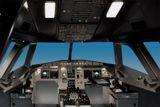 zkusebni let simulatorem a320