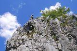 Horolezectví a slaňování