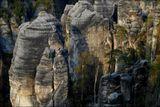 lezeni v piskovcovem skalnim meste