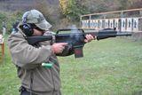 strelba armadnimi zbranemi