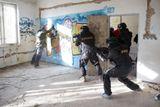 vycvik swat komanda