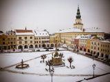 Romantický pobyt v Kroměříži