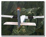 adrenalin na simulatoru a vyhlidkovy let v realu