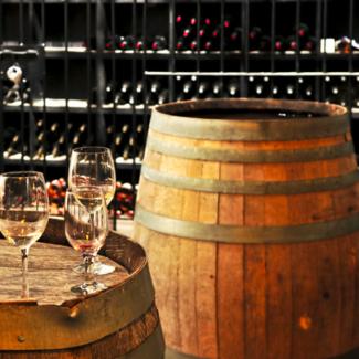 - Náš tip: Degustace vína