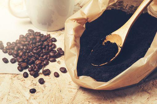 Kávová masáž