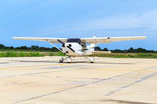 Simulátor Cessny 182RG a vyhlídkový let