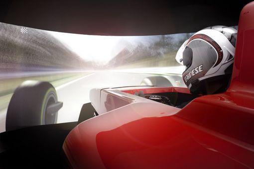 Simulátor F1