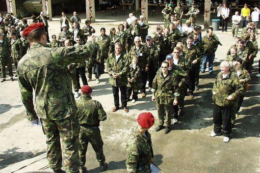 Armádní drill