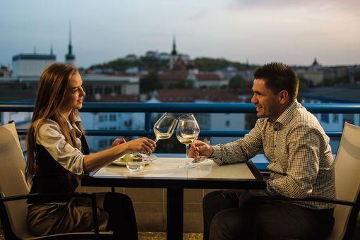 Degustační menu s vínem