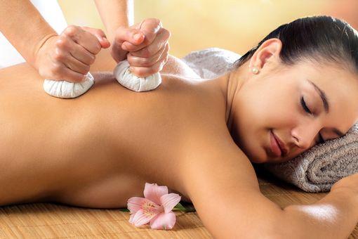 Hřejivá thajská masáž