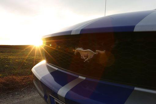 Jízda ve Ford Mustang