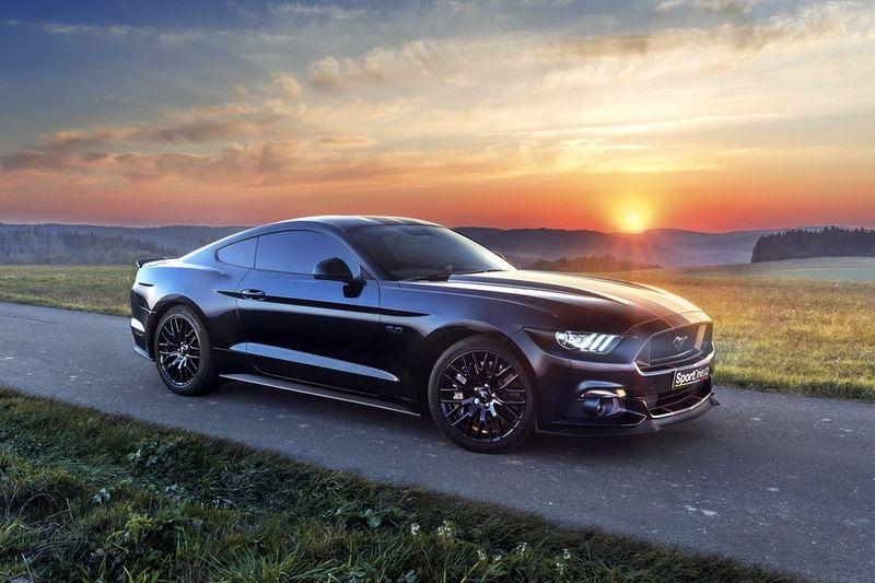 Jízda ve Ford Mustang 5.0 V8 GT