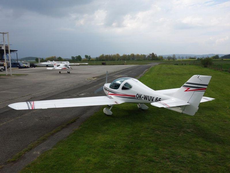 Kurz pilota sportovního letounu
