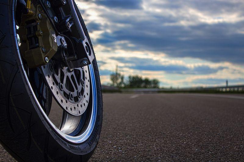Motorka na víkend