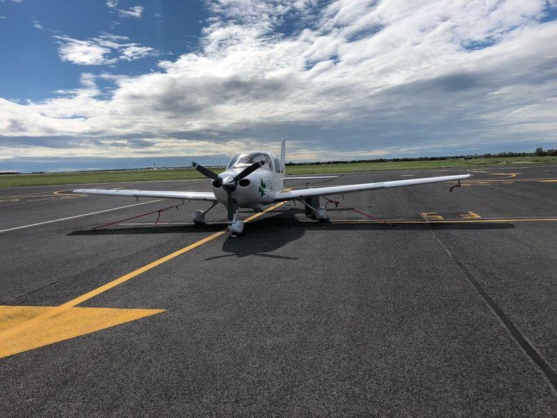 Vyhlídkový let letadlem Vyškov